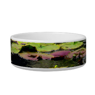 Water Lilies Bowl