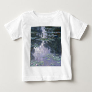 Water Lilies by Claude Monet. Baby T-Shirt