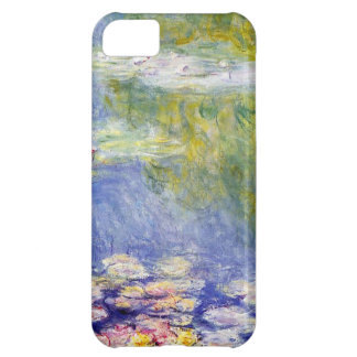 Water Lilies by Claude Monet Case For iPhone 5C