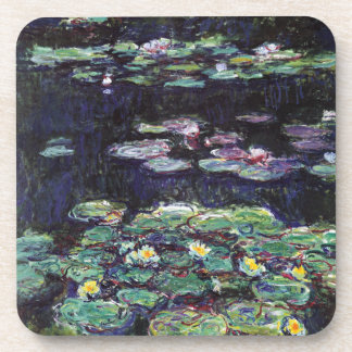 Water Lilies by Claude Monet Coasters