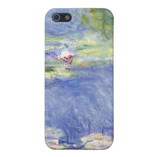 Water Lilies by Claude Monet Cover For iPhone SE/5/5s