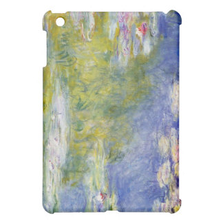 Water Lilies by Claude Monet Case For The iPad Mini