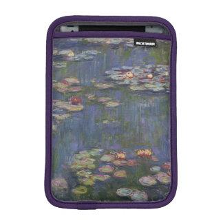 Water Lilies by Claude Monet iPad Mini Sleeves