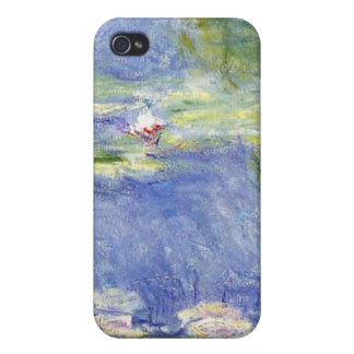 Water Lilies by Claude Monet iPhone 4/4S Cover