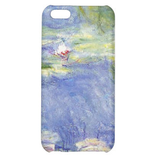 Water Lilies by Claude Monet Cover For iPhone 5C
