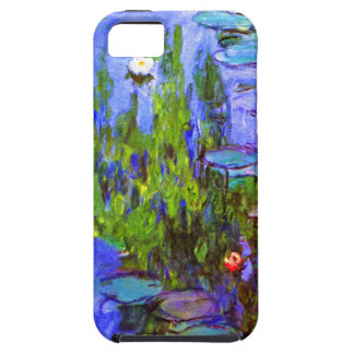 Water Lilies by Claude Monet iPhone SE/5/5s Case