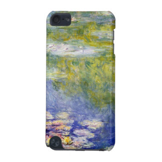 Water Lilies by Claude Monet iPod Touch (5th Generation) Case