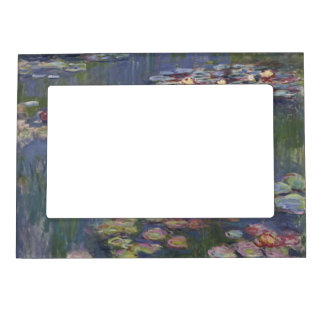 Water Lilies by Claude Monet Magnetic Photo Frame