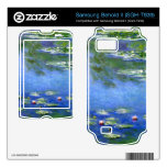 Water Lilies by Claude Monet Samsung Behold II Skin