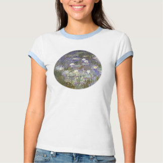 Water Lilies by Claude Monet T Shirt