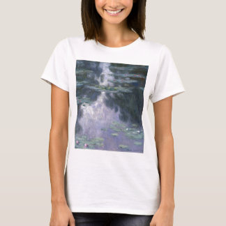 Water Lilies by Claude Monet. T-Shirt