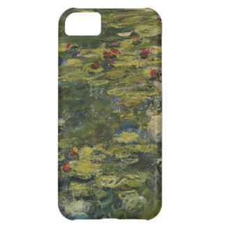 Water Lilies by Claude Monet (w) Cover For iPhone 5C