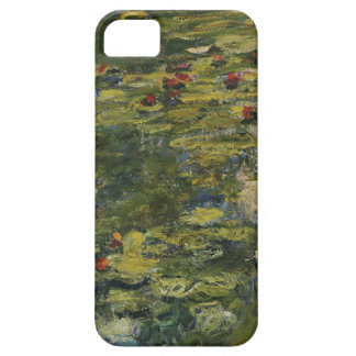 Water Lilies by Claude Monet (w) iPhone SE/5/5s Case