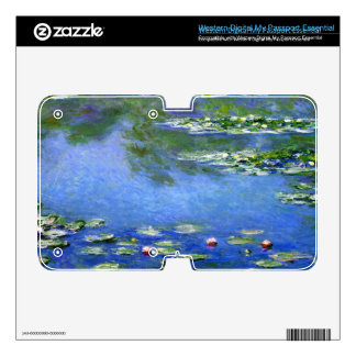 Water Lilies by Claude Monet WD My Passport Skins