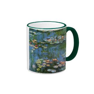 Water Lilies by Monet Mug