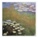 Water-Lilies, c. 1914–17; oil on canvas Posters