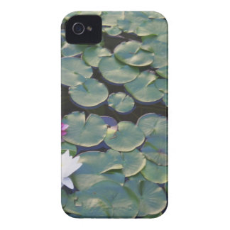 Water Lilies Case-Mate iPhone 4 Cases