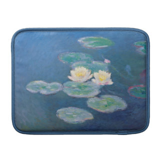 Water Lilies - Claude Monet Sleeve For iPads