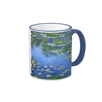 Water Lilies, Claude Monet Coffee Mugs