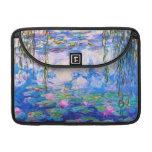 Water Lilies Claude Monet Sleeve For MacBooks