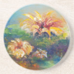 Water Lilies Coaster