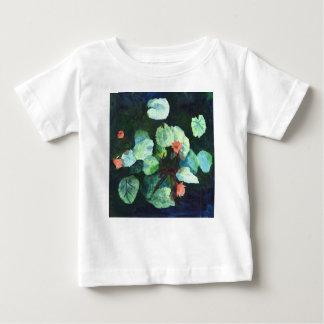 Water Lilies Collection - Custom, Original Design Baby T-Shirt