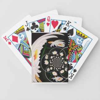 water lilies deck of cards