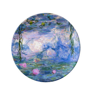Water Lilies Dinner Plate