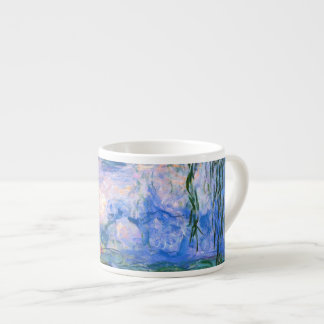 Water Lilies Espresso Cup