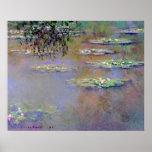Water Lilies Impressionism Print