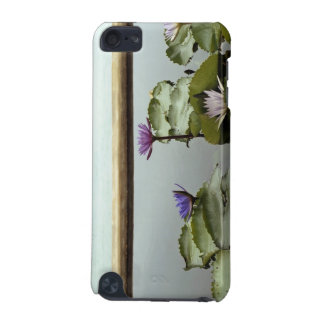 Water lilies in pond by ocean iPod touch (5th generation) case