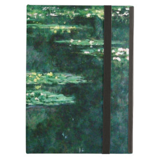 WATER LILIES iPad AIR CASE