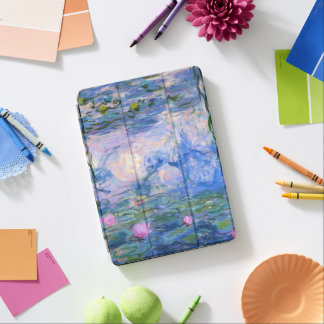 Water Lilies iPad Air Cover
