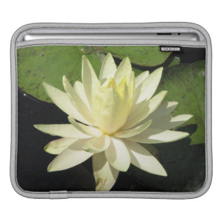 Water Lilies Sleeve For iPads