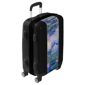 Water Lilies Luggage