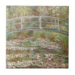Water Lilies ~ Monet Ceramic Tiles