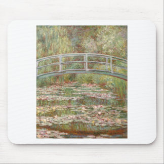 Water Lilies ~ Monet Mouse Pad