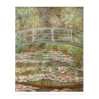 Water Lilies ~ Monet Postcard