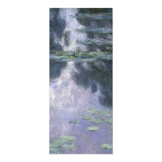 Water Lilies (Nympheas) by Claude Monet Card