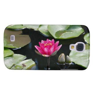 water lilies samsung galaxy s4 case