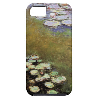 Water-Lillies: 1914-17 by Monet iPhone 5 Covers