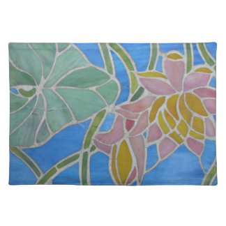 Water Lillies 2 Cloth Placemat