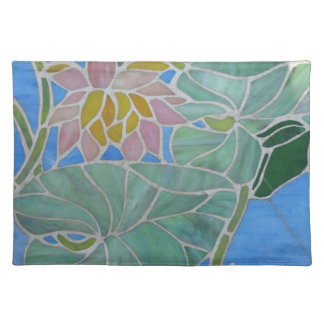 Water Lillies Cloth Placemat