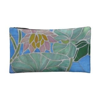 Water Lillies Makeup Bags
