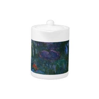 Water Lillies Teapot