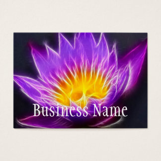 Water Lilly Business Card