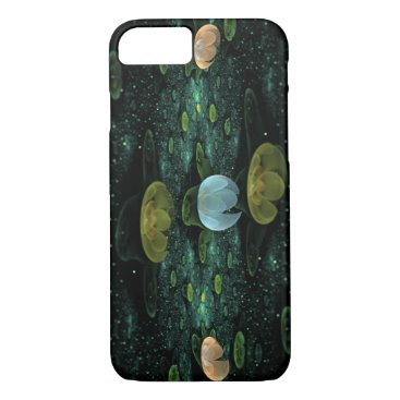 Water Lilly Fractal iPhone 8/7 Case