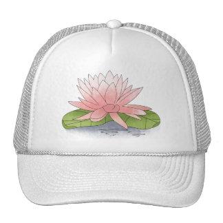 Water Lilly Trucker Hat