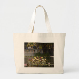 Water Lilly Lillies Flowers Bags