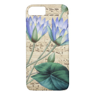 Water Lilly Music iPhone 8/7 Case